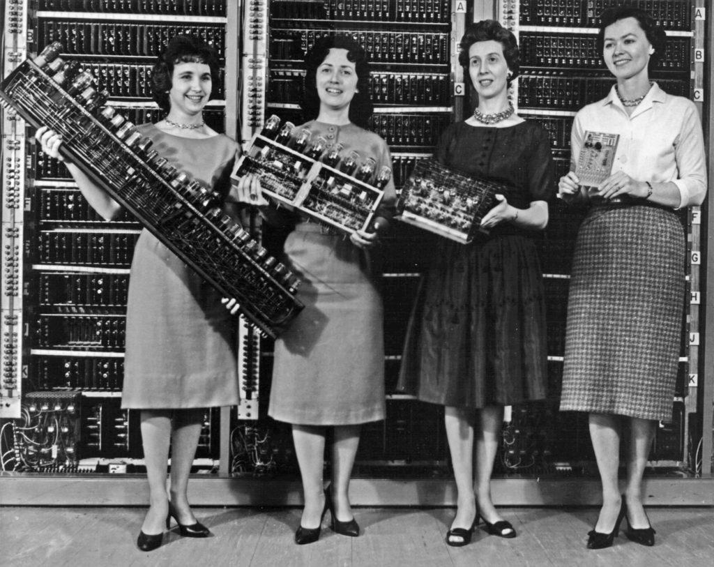 ENIAC girls - ангелы суперкомпьютера